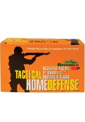 BRENNEKE TACTICAL HOME DEFENSE 12/70 TÄYTEINEN 28,4G # 122870