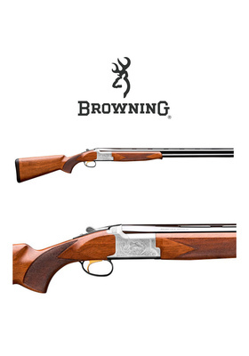 "BROWNING B525 12/76 NEW GAME ONE 28""/71CM INV+ 013627304"