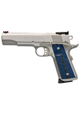 COLT GOLD CUP TROPHY 9MM PISTOOLI, RUOSTUMATON TERÄS O5072XE