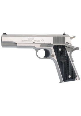 "COLT GOVERNMENT 45 STS 5"" O1091 TT3 PISTOOLI"