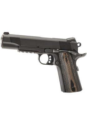 "COLT GOVERNMENT MOD.RAIL GUN 45ACP 5"" BLACK CERAKOTED STS O1980RG"