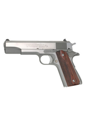 "COLT GOVERNMENT MODEL SERIES 70 STS 45ACP 5"" O1070A1CS TT3 PISTOOLI"