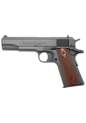 "COLT STANDARD GOVERNMENT MODEL 9X19 5"" 8PTR O1992 PISTOOLI TT3"