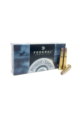 FEDERAL 30-30 WIN 170GR POWER-SHOK SP RN