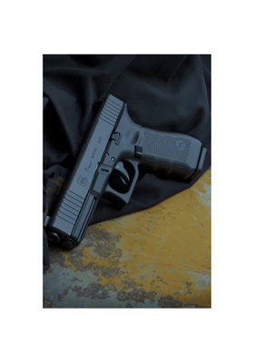 GLOCK M17 GEN4 FS PISTOOLI 9MM (FRONT SERRATIONS) 39405