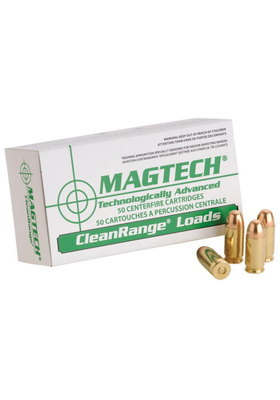 MAGTECH 45 ACP - CR45A 230GR FEB (CLEAN RANGE)
