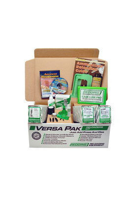 REDDING VERSA PAK BASIC RELOADING KIT