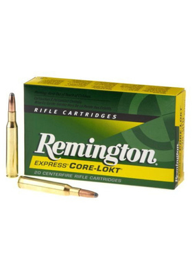 REMINGTON 270 WIN SP 150 GR CORE-LOKT (R270W4)