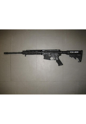 STAG ARMS M3 R 223 TACTICAL STOCK 30 RD NO SIGHTS