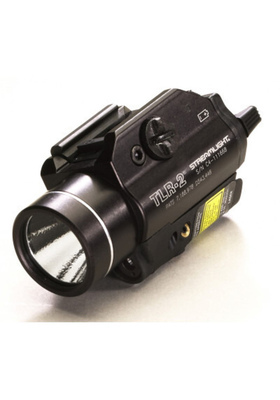 STREAMLIGHT TLR-2 IN BOX WITH LASER SIGHT LITH BAT 300 lum