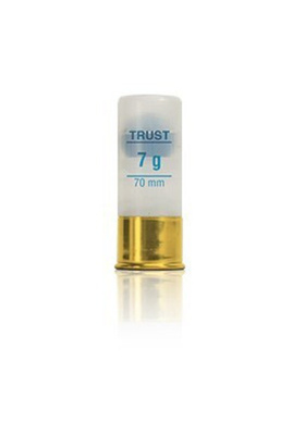 TRUST RUBBER BALL 1 12/70 16MM PROTECCION SLUG 7G