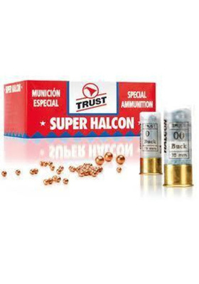TRUST SUPER HALCON 12/70 3 BUCK/6,20 16MM 38G 27H!