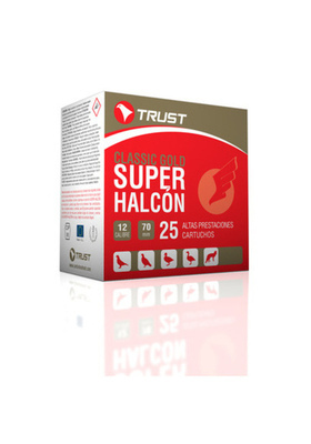 TRUST SUPER HALCON 36G  3 12/70 22MM KANTA