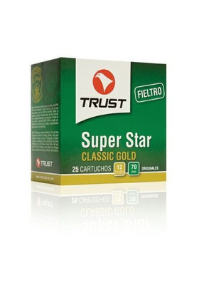 TRUST SUPER STAR FIELTRO 12/70 36G N0.4 HAUL.PATR.