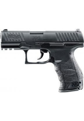 UMAREX WALTHER PPQ 4,5MM BLACK 5.8160