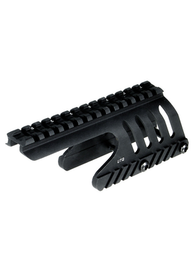 UTG MNT-RM870A MODEL 870 SHOTGUN TACTICAL SCOPE MOUNT