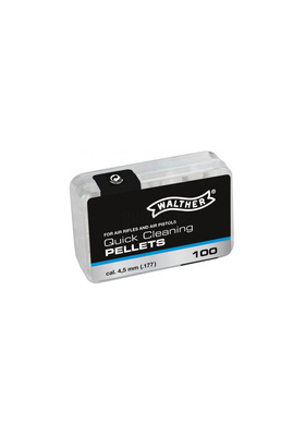 VFG/WALTHER 4,5 PUHD.TULP QUICK CLEANING PEL.100/PK 3.2055