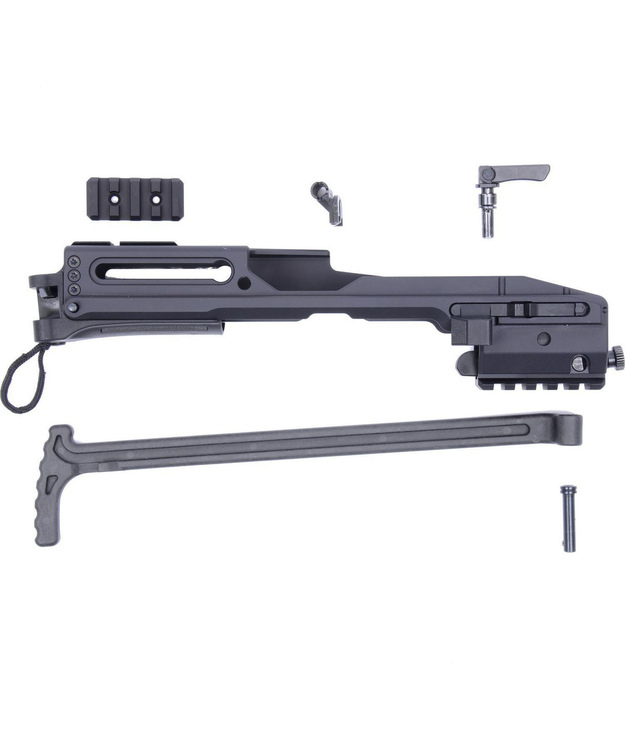 B&T USW-G17 CONVERSION KIT FOR GLOCK 17 WITH RAIL BT-430200