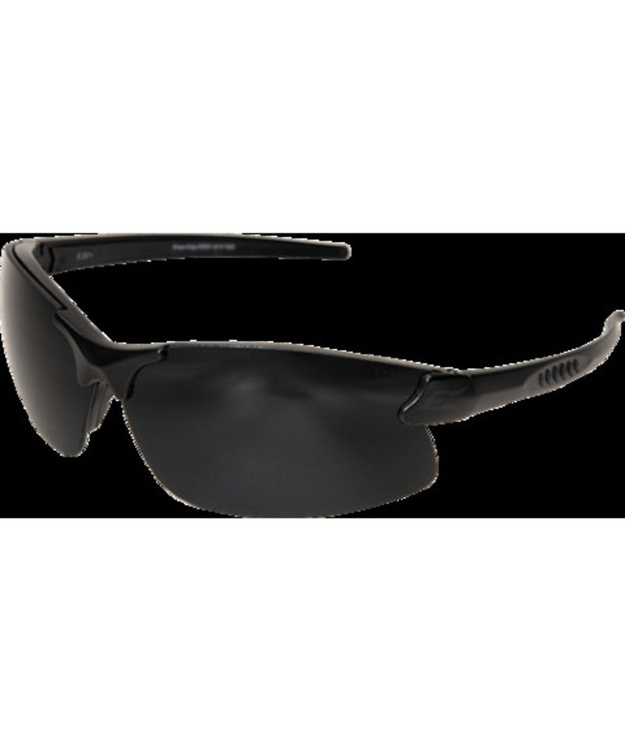 EDGE SHARP EDGE MATTE BLACK FRAME G-15 VAPOR SHIELD LENSES