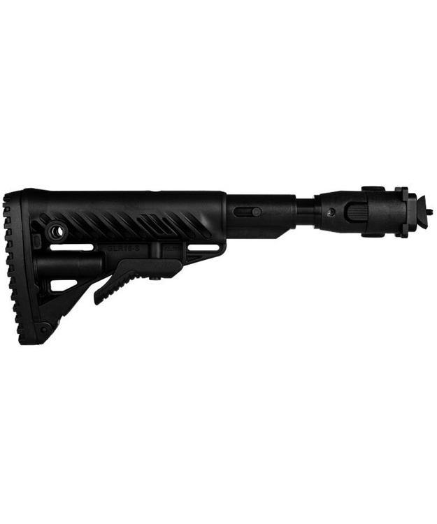 FAB M4-AKMIL P TACTICAL FOLDING BUTTSTOCK FOR AK, BLACK