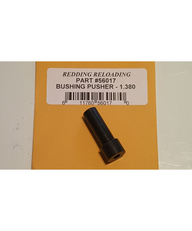 REDDING BUSHING PUSHER